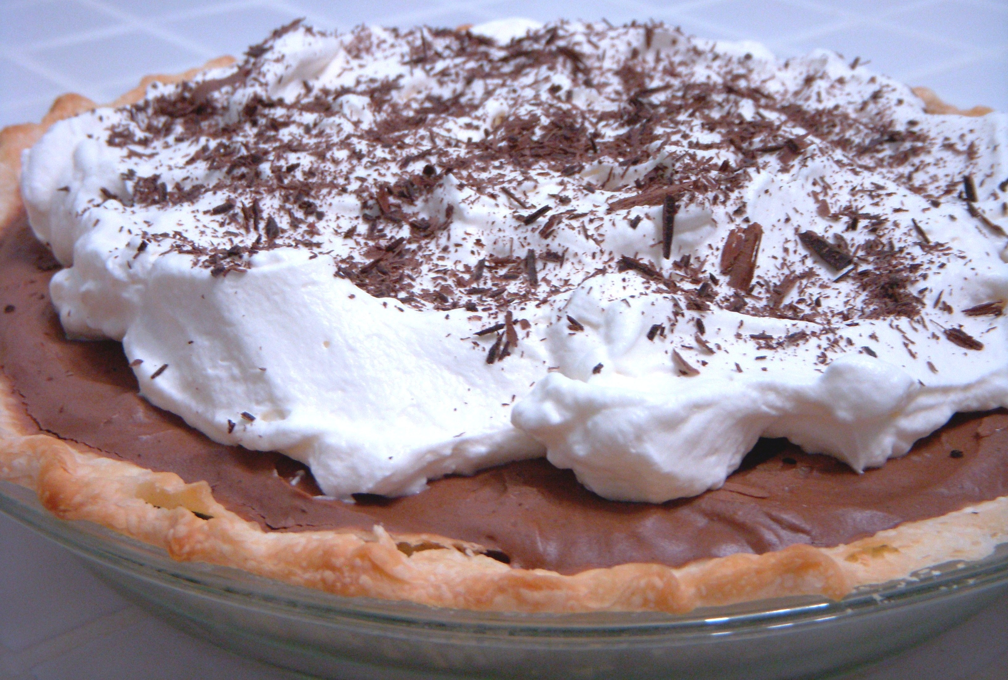 French Silk Pie the karma farmer