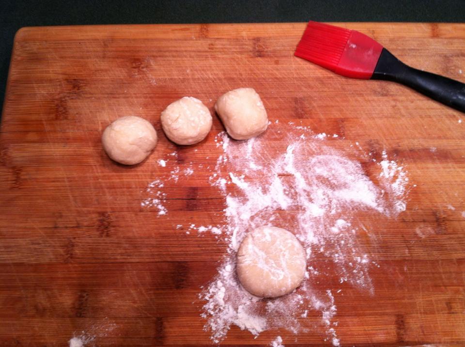 Mu Shu Pancake Dough