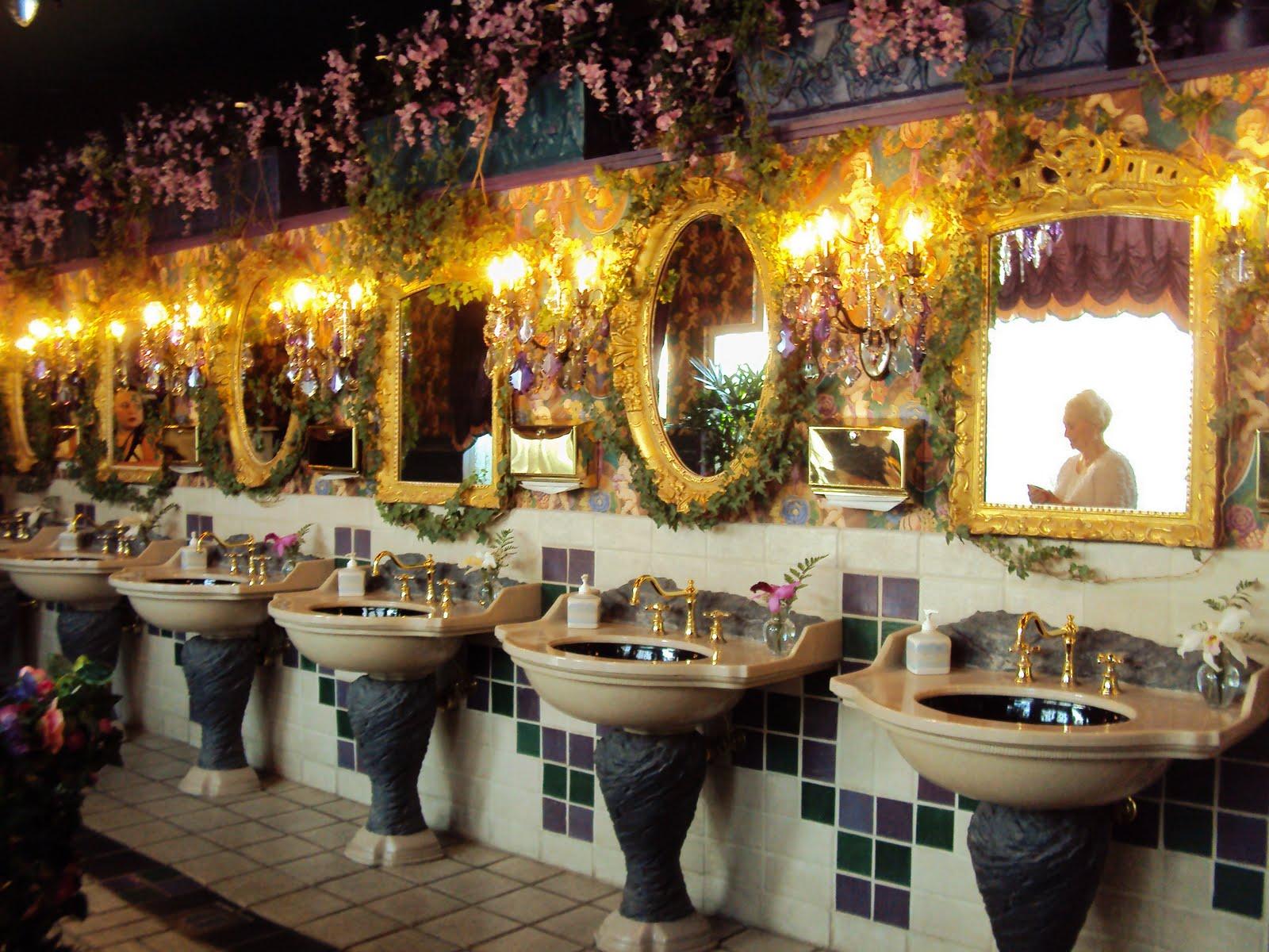 Shoji Tabuchi's Famed Restrooms
