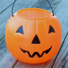 This is the standard for a trick or treat bucket. This. Right here.