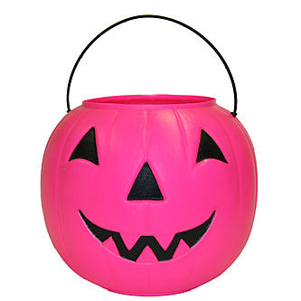What is this? An Easter Pumpkin bucket?